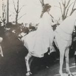 Suffragists Taking the Streets on Their Way to the Ballot