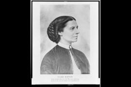 Clara Barton, 1821-1912