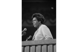 Barbara Jordan, 1936-1996