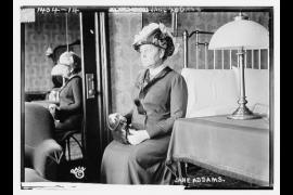 Jane Addams, 1860-1935