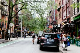 Women's History Greenwich Village Tour
