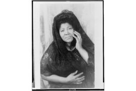 Mahalia Jackson, 1911-1972