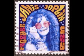 Janis Joplin, 1943-1970