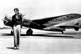 Amelia Earhart, 1897-1939