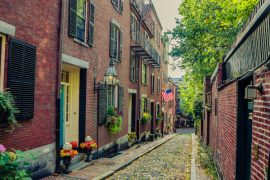 Women of Beacon Hill by the Boston Women's Heritage Trail