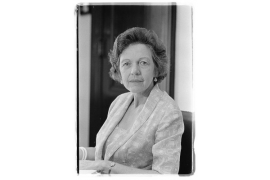 Maurine Neuberger, 1907-2000