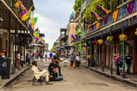 The Women of New Orleans Walking Tour