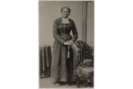 Harriet Tubman, 1820-1913