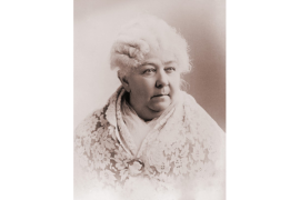 Elizabeth Cady Stanton, 1815-1902
