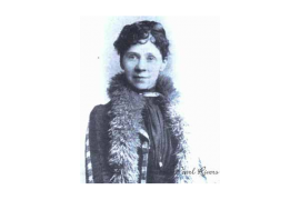 Eliza Jane Poitevent Holbrook Nicholson, 1843-1896