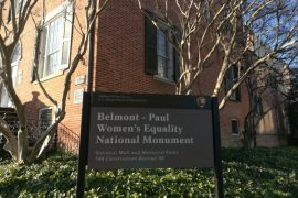 Belmont-Paul Women's Equality National Monument