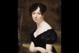 Micaela Almonester, Baroness de Pontalba, 1795-1874