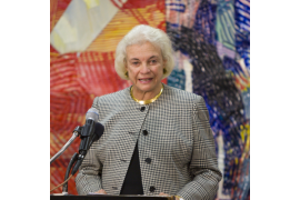 Sandra Day O'Connor, 1930