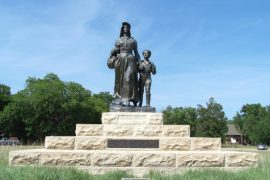 Pioneer Woman Museum