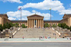Shady Ladies of the Philadelphia Museum of Art Tour