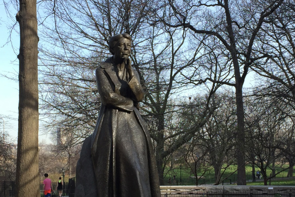 Eleanor-Roosevelt-Monument-in-NYC-WWP