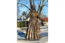 Sojourner Truth Memorial Statue