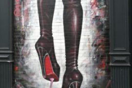 #MadeByWomen Street Art Tour in Cambridge, MA