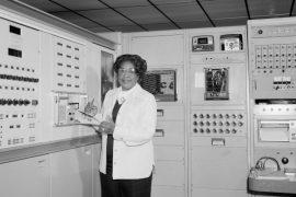 Mary Jackson, 1921-2005