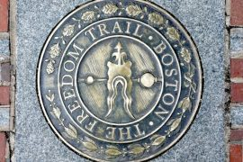 Freedom Trail and North End Boston Itinerary