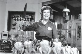 Julia Child, 1912-2004