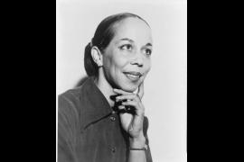 Janet Collins, 1917-2003