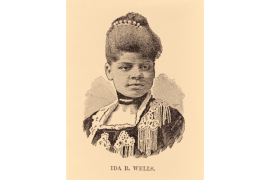 Ida B. Wells-Barnett, 1862-1931