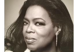 Oprah Winfrey, 1954