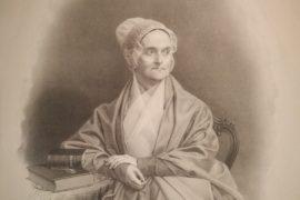 Lucretia Mott, 1793-1880