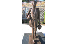 Sojourner Truth Memorial in Esopus