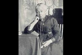Susan Smith McKinney Steward, 1847-1918