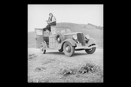 Dorothea Lange, 1895-1965