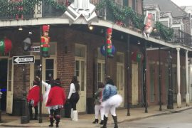 Vixens, Villains and Heroines: The Women of New Orleans Walking Tour