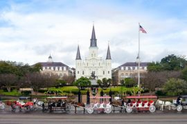 The Bad Broads Tour of New Orleans