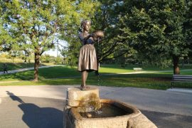 Fountain Girl – Frances Willard Memorial