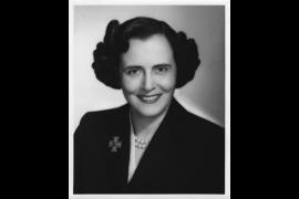 Mary Woodard Lasker, 1900-1994