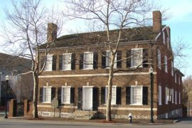 Mary Todd Lincoln House Tour