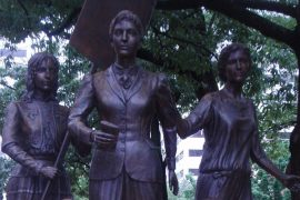 Tennessee Woman Suffrage Memorial