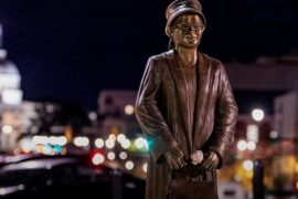 Rosa Parks Statue in Alabama
