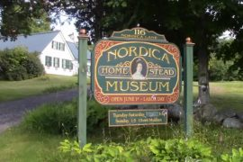 The Nordica Homestead Museum