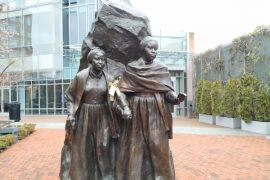 Edmonson Sisters Memorial Statue
