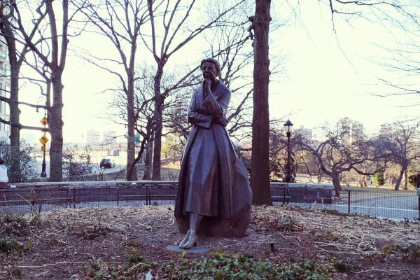Eleanor-Roosevelt-Memorial-in-NYC-WWP