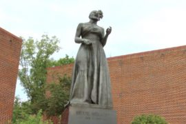 Billie Holiday Statue