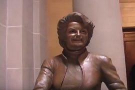 Dianne Feinstein Statue