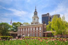 Badass Women's History Tour in Philadelphia