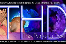 "New Orleans – The Punany Poets ""Love in Black Light"""
