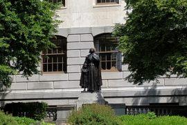 The Anne Hutchinson Tour of Boston