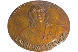 Karen Silkwood and Bread & Roses in The Labor Monument: Philadelphia's Tribute to the American Worker