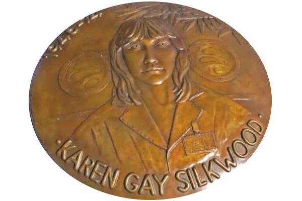 Karen-Silkwood-Table-in-The-Labor-Monument-Philadelphia's-Tribute-to-the-American-Worker-WWP