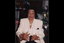 Coretta Scott King, 1927-2006